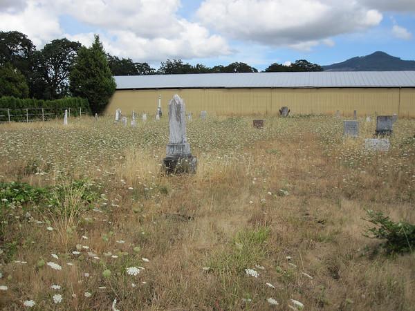 Pioneer Cemeteries
